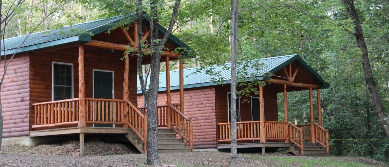 Servant's Heart Camp Cabins