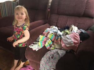 Sarah's Laundry Basket