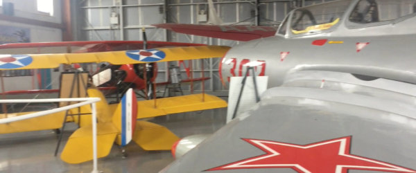 Visiting KLBE Air Museum